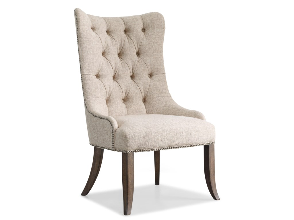 Hooker Furniture RhapsodyTufted Dining Chair