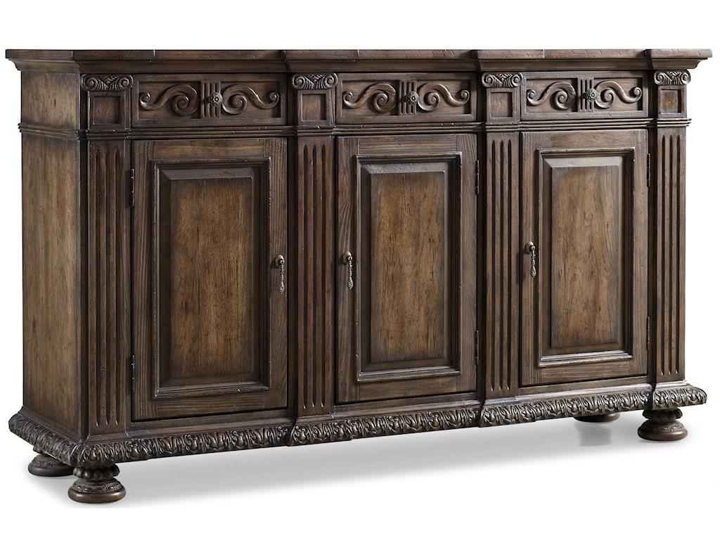Hooker Furniture Rhapsody72-Inch Credenza