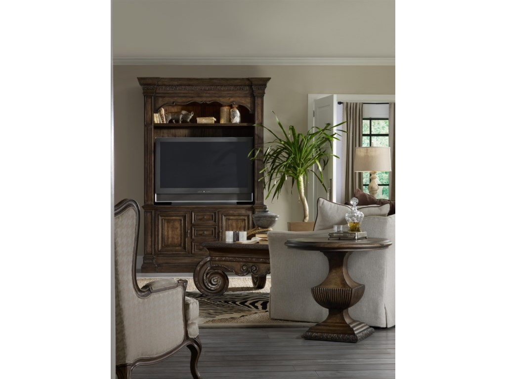 Shown with Entertainment Wall Unit