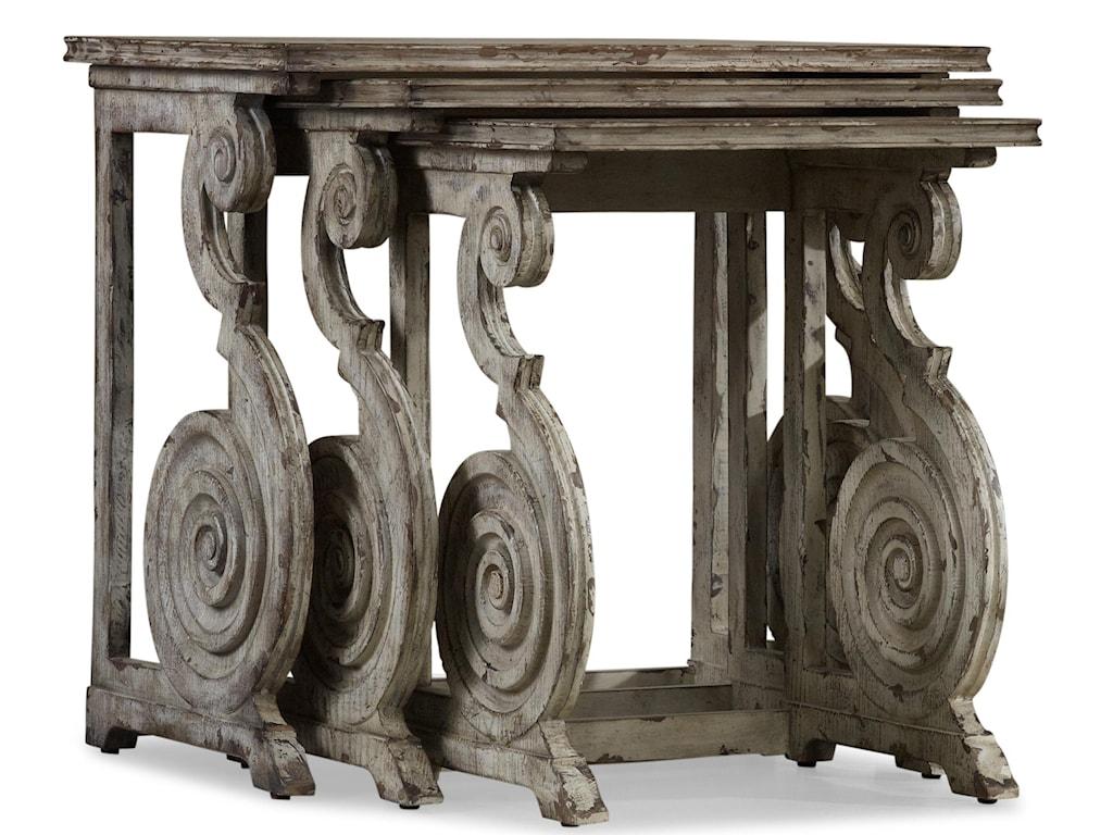 Hooker Furniture RhapsodyNest of Tables