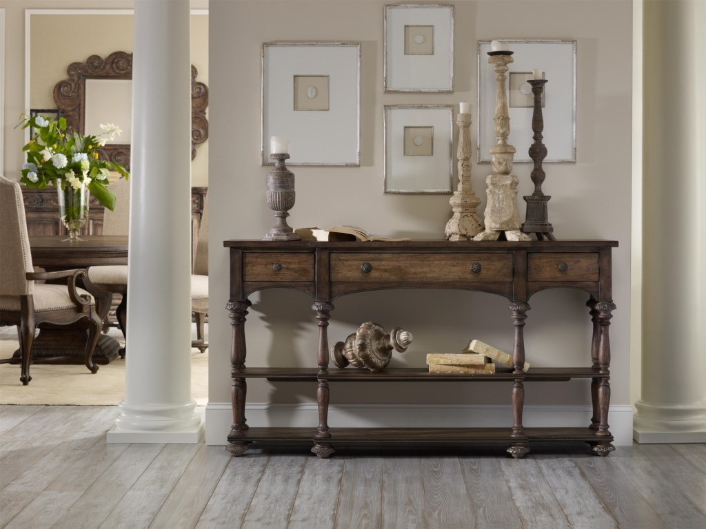 Hooker Furniture RhapsodyThin Console