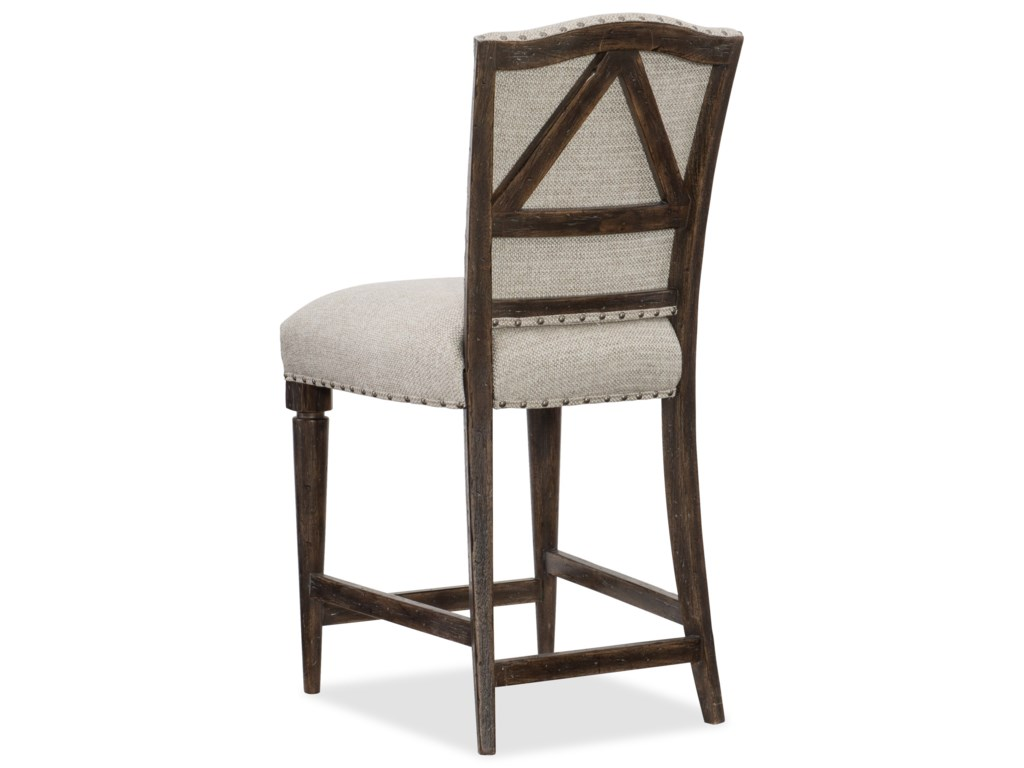 Hooker Furniture American Life - Roslyn CountyDeconstructed Counter Stool