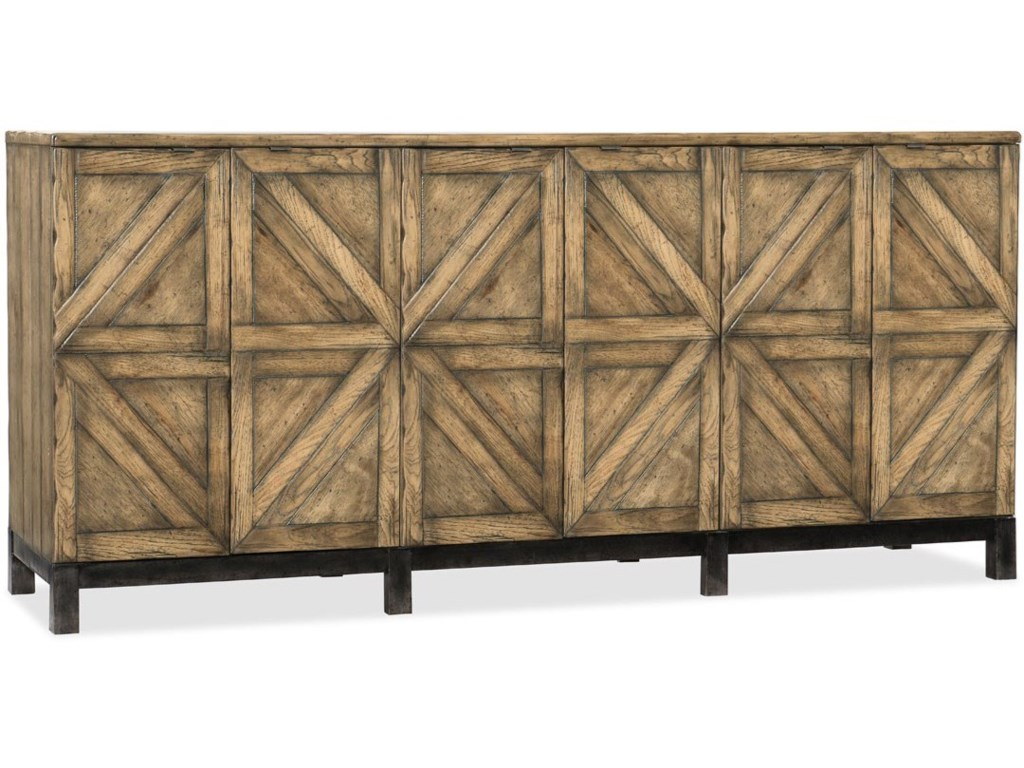 Hooker Furniture American Life - Roslyn CountyEntertainment Console