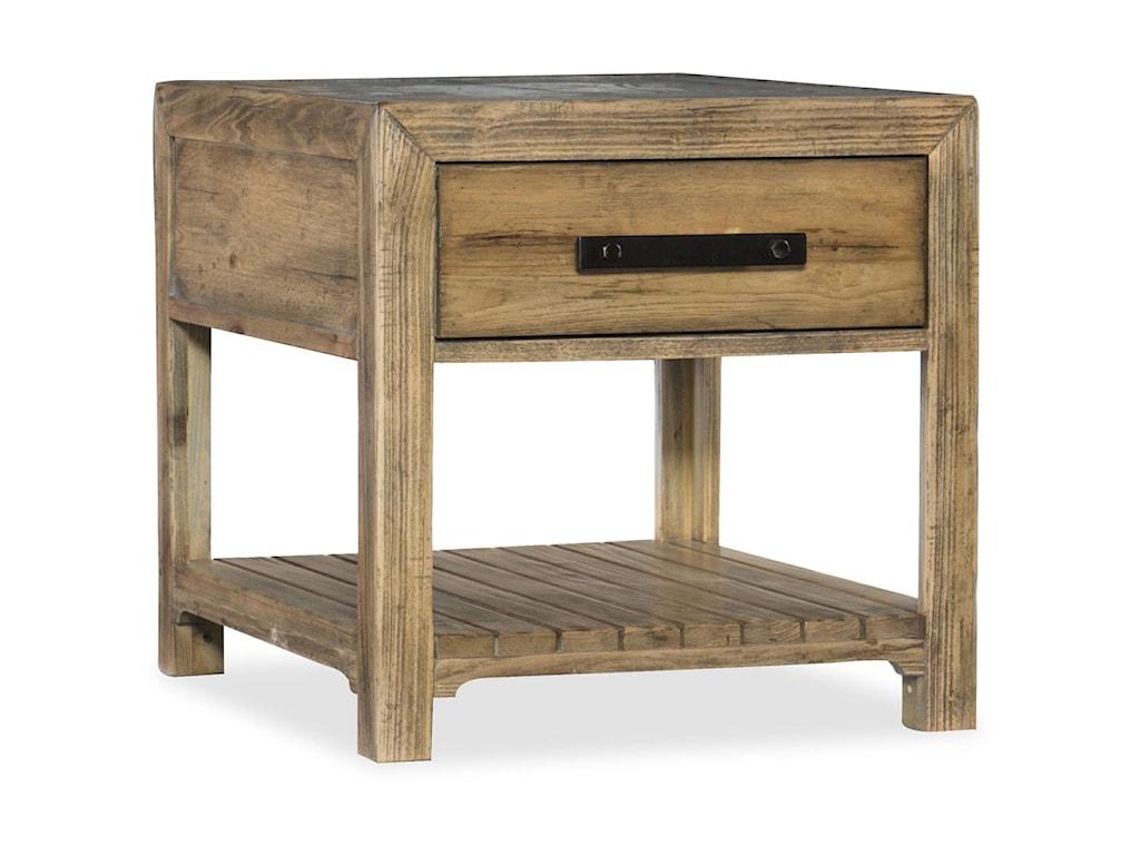 Hooker Furniture American Life - Roslyn CountyEnd Table