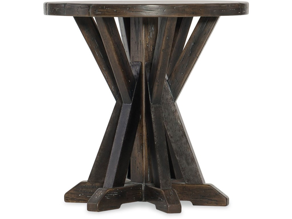 Hooker Furniture American Life - Roslyn CountyRound End Table