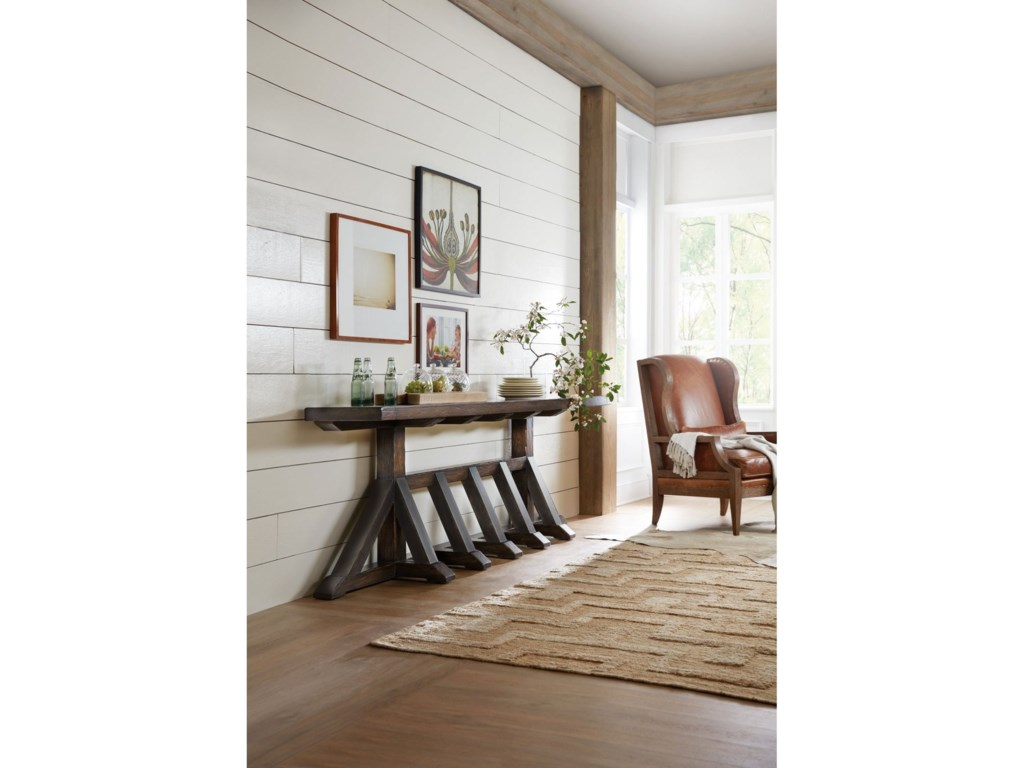 Hooker Furniture American Life - Roslyn CountyConsole Table
