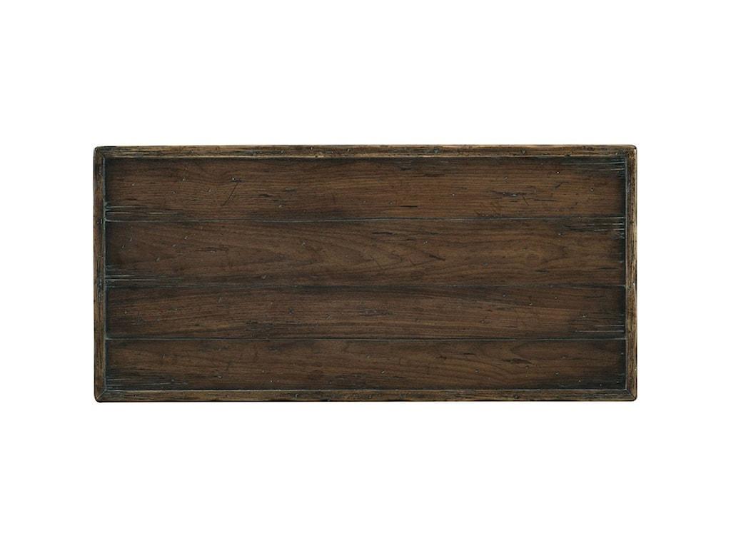 Hooker Furniture American Life - Roslyn CountyThree Drawer Nightstand