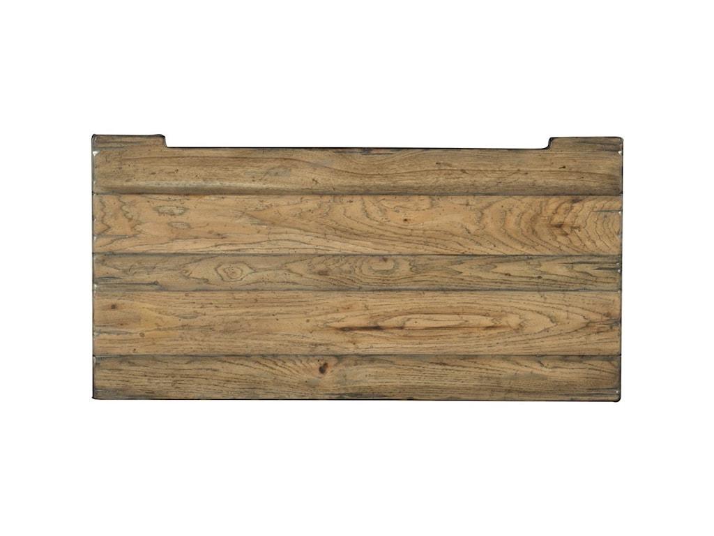 Hooker Furniture American Life - Roslyn CountyThree-Drawer Nightstand