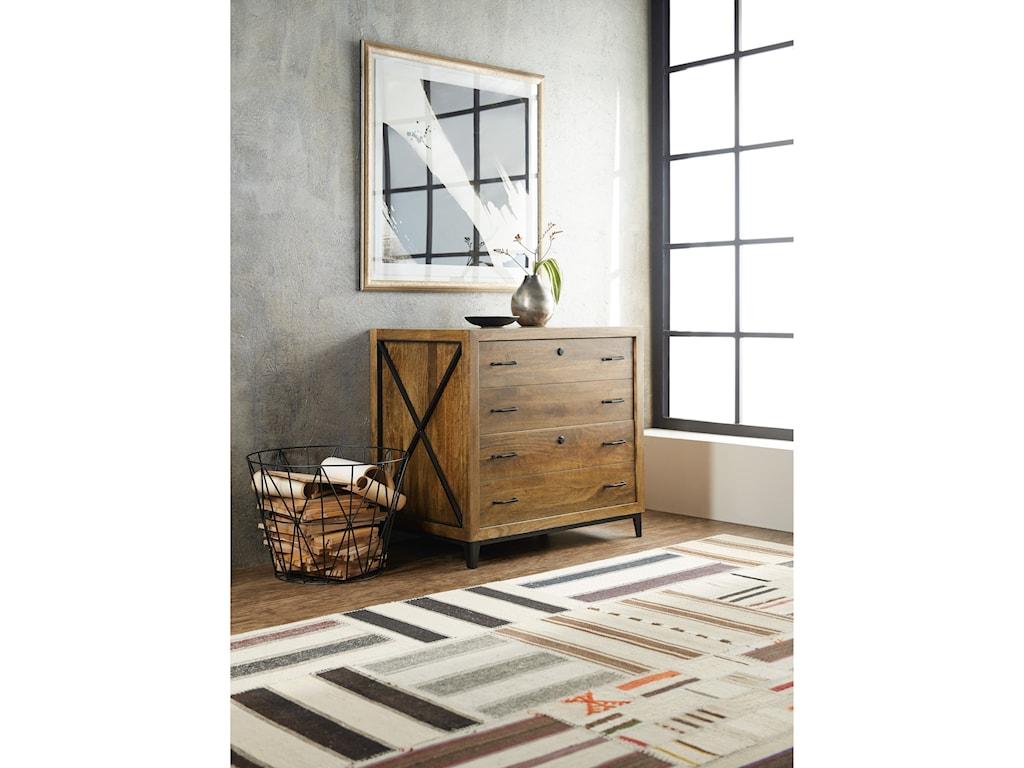 Hooker Furniture RustiqueLateral File