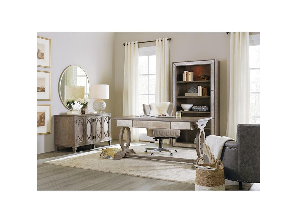 Hooker Furniture Rustic GlamRustic Glam Bookcase