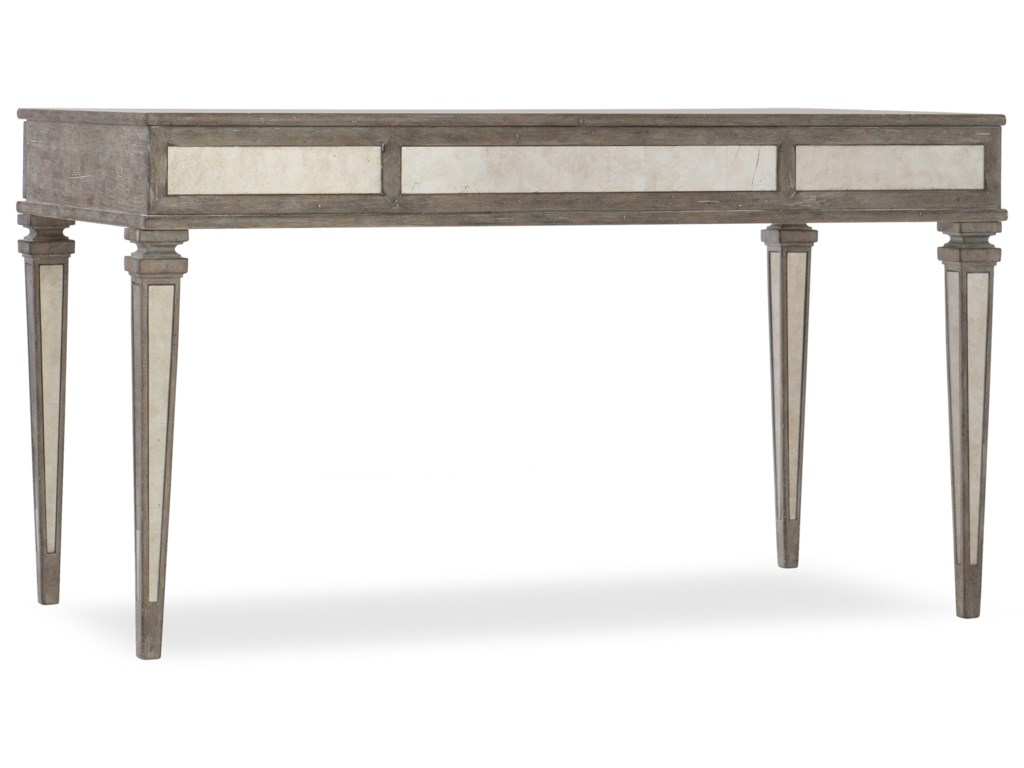 Hooker Furniture Rustic GlamRustic Glam Leg Desk