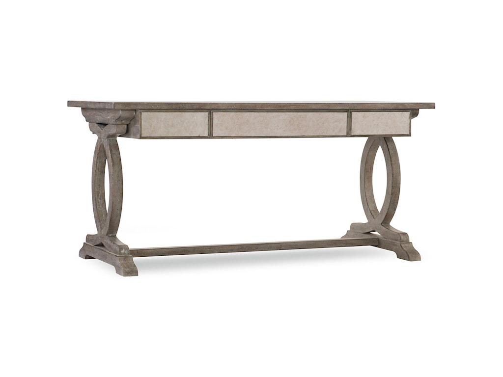 Hooker Furniture Rustic GlamRustic Glam Trestle Desk
