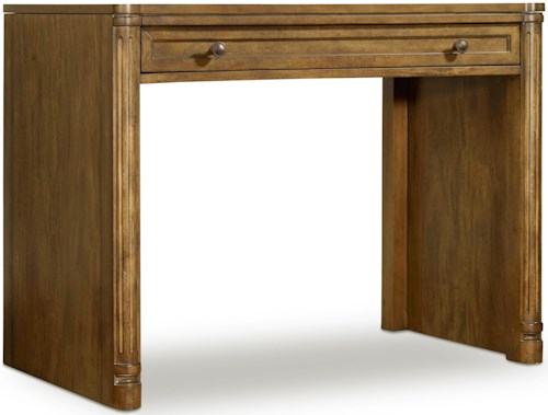 Hooker Furniture Saint Armand Wall Desk with Dovetail Drawer
