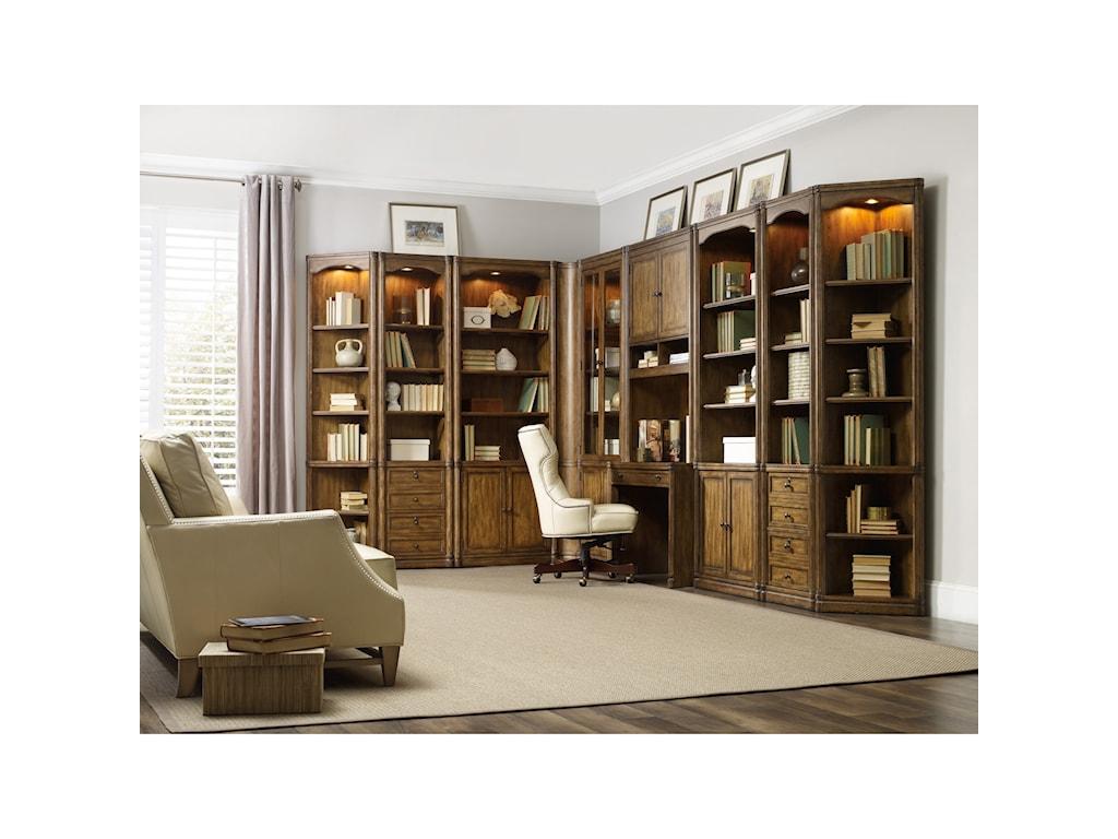 Hooker Furniture Saint ArmandWall Storage Cabinet