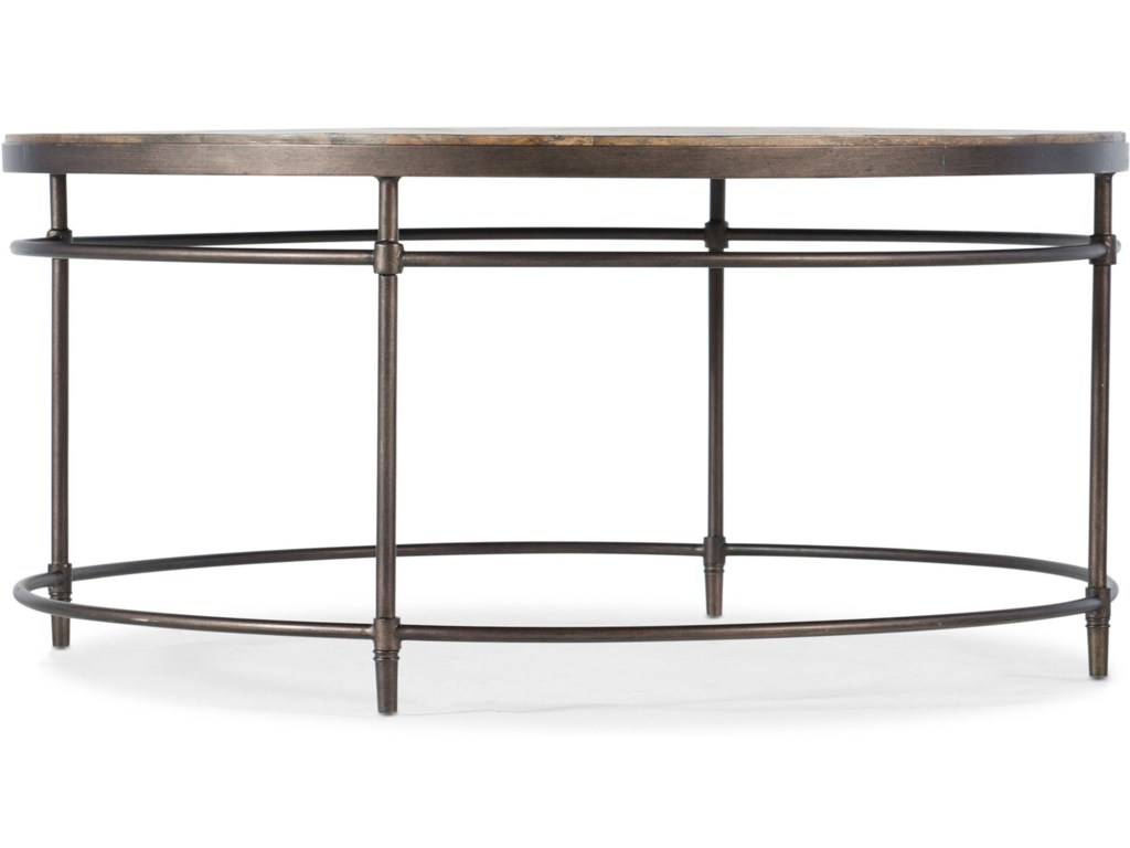 Hooker Furniture Saint ArmandRound Cocktail Table