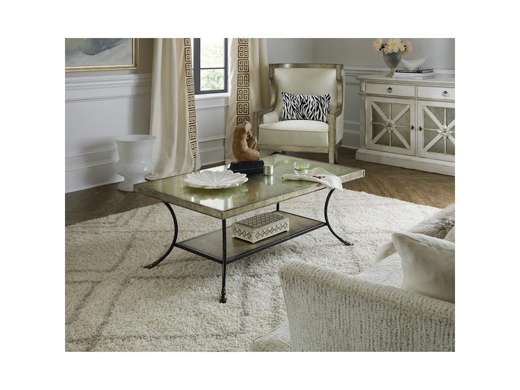 Hooker Furniture SanctuaryLisette Cocktail Table