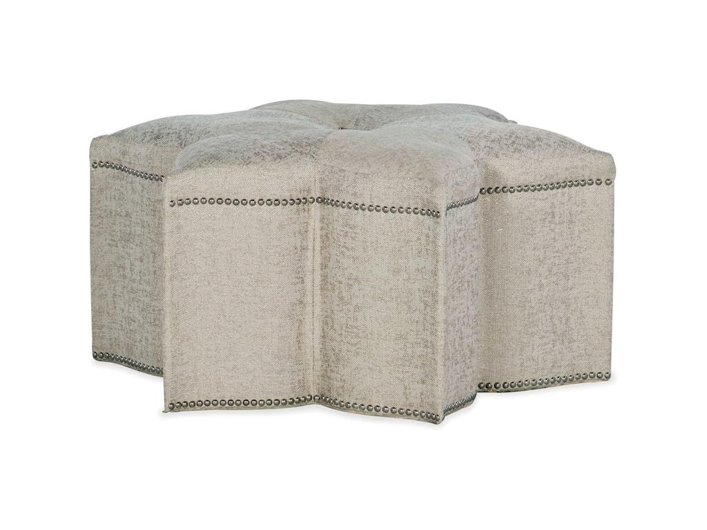 Hooker Furniture SanctuaryStar of the Show Ottoman