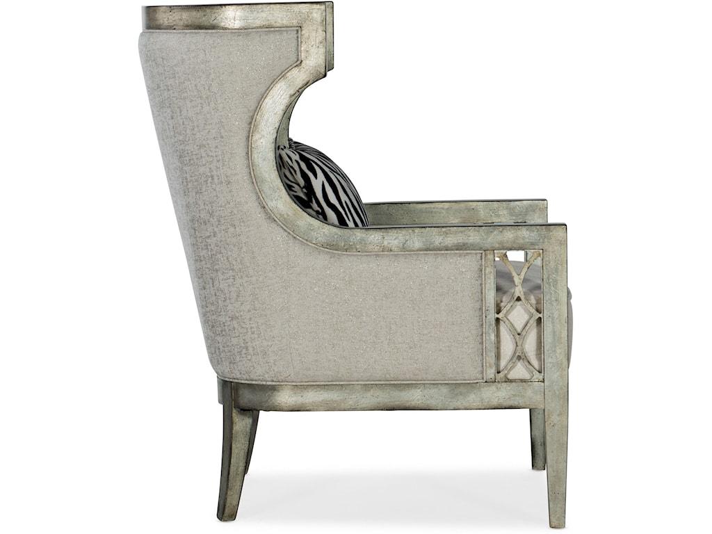 Hooker Furniture SanctuaryDebutant Wing Chair