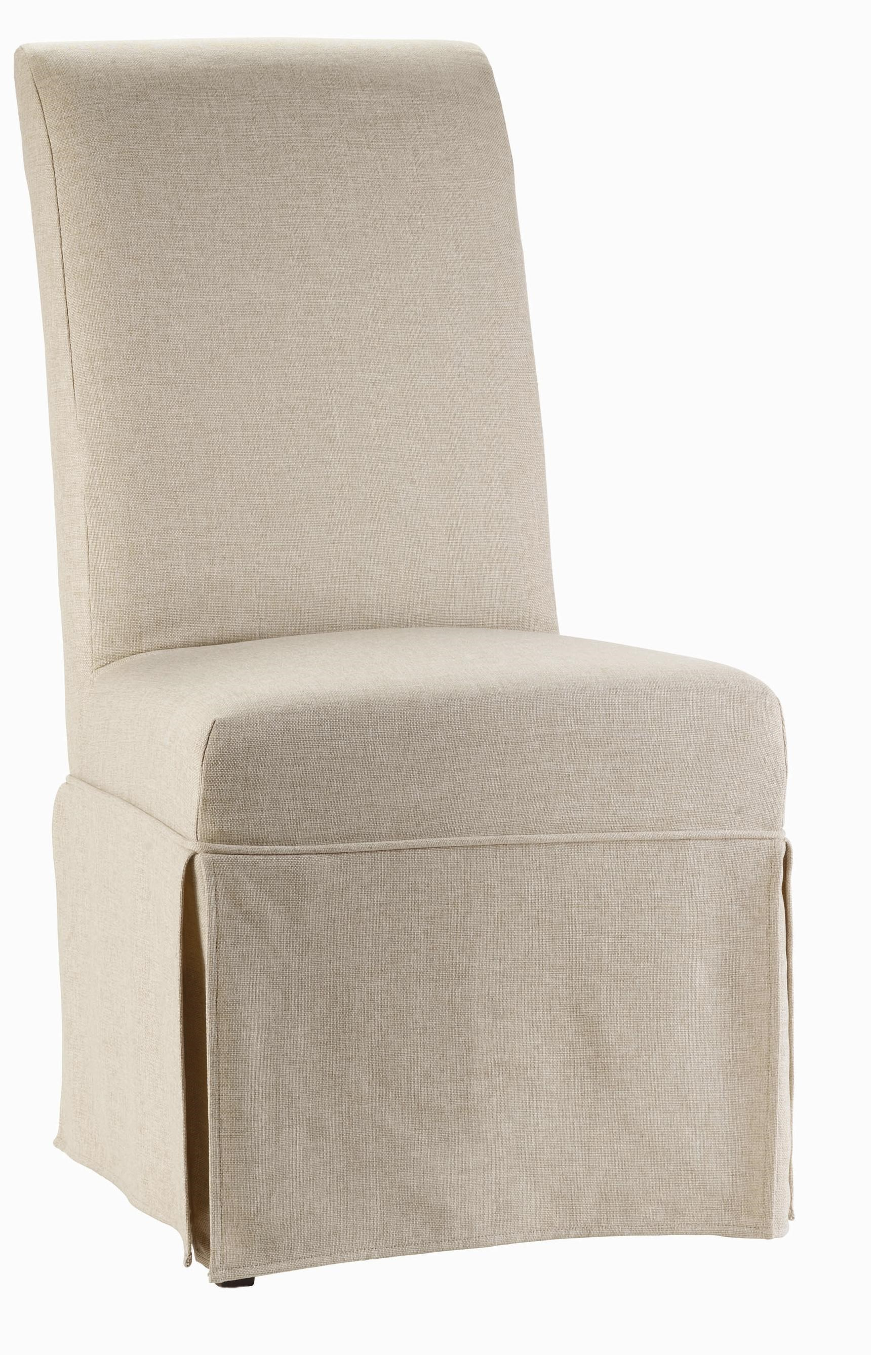 Hooker Furniture SanctuaryClarice Skirted Chair ...