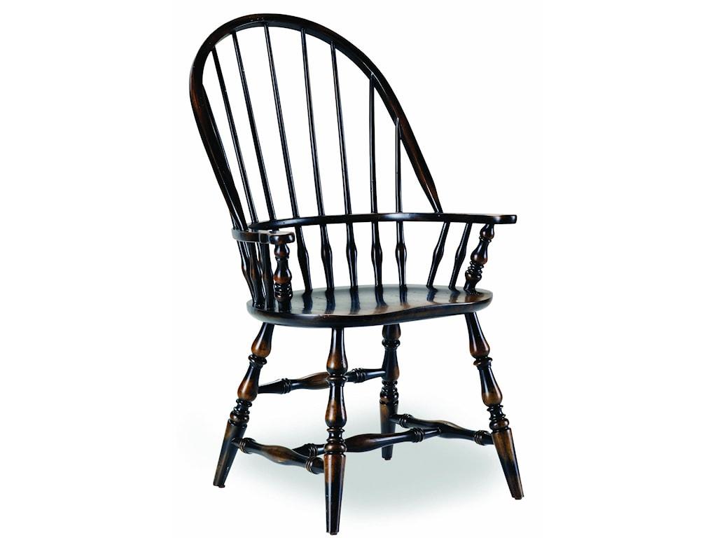 Hooker Furniture SanctuaryWindsor Arm Chair