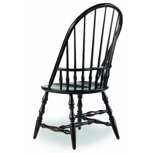 Hooker Furniture Sanctuary Windsor Side Chair