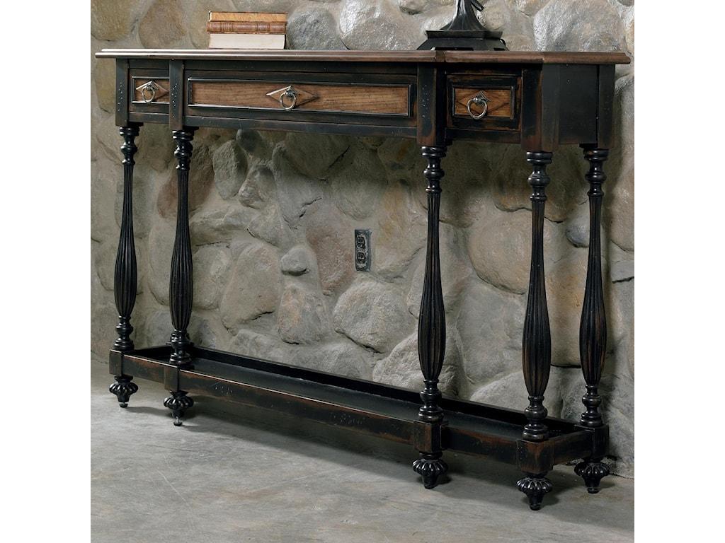 Hooker Furniture SanctuaryThree-Drawer Console