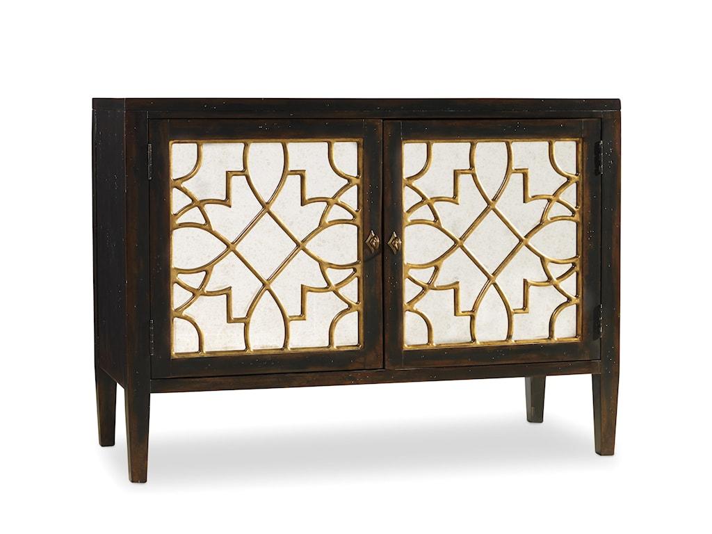 Hooker Furniture Sanctuary2 Door Mirrored Console
