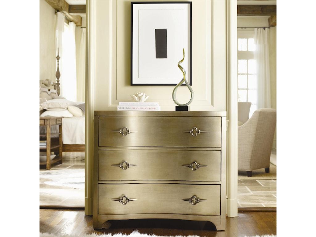 Hooker Furniture SanctuaryShaped Front Chest