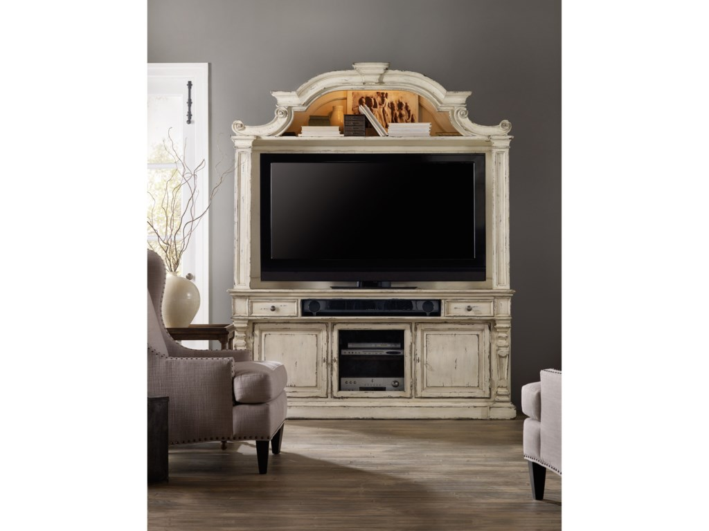 Hooker Furniture Sanctuary3Two Piece Entertainment Group
