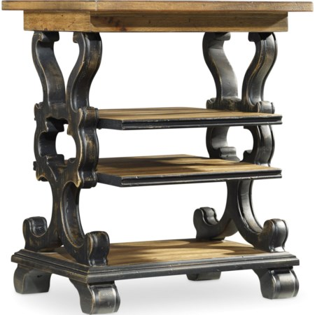 Rectangle Accent Table