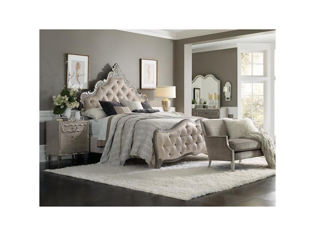 Hooker Furniture SanctuaryCalifornia King Bedroom Group