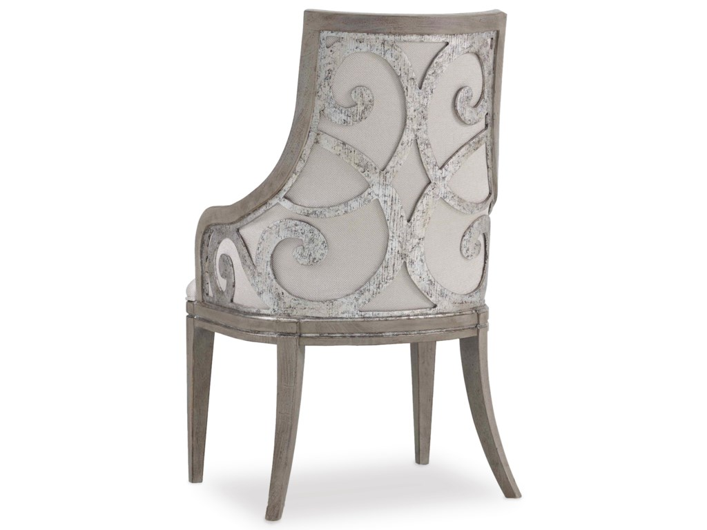 Hooker Furniture SanctuaryUpholstered Arm Chair