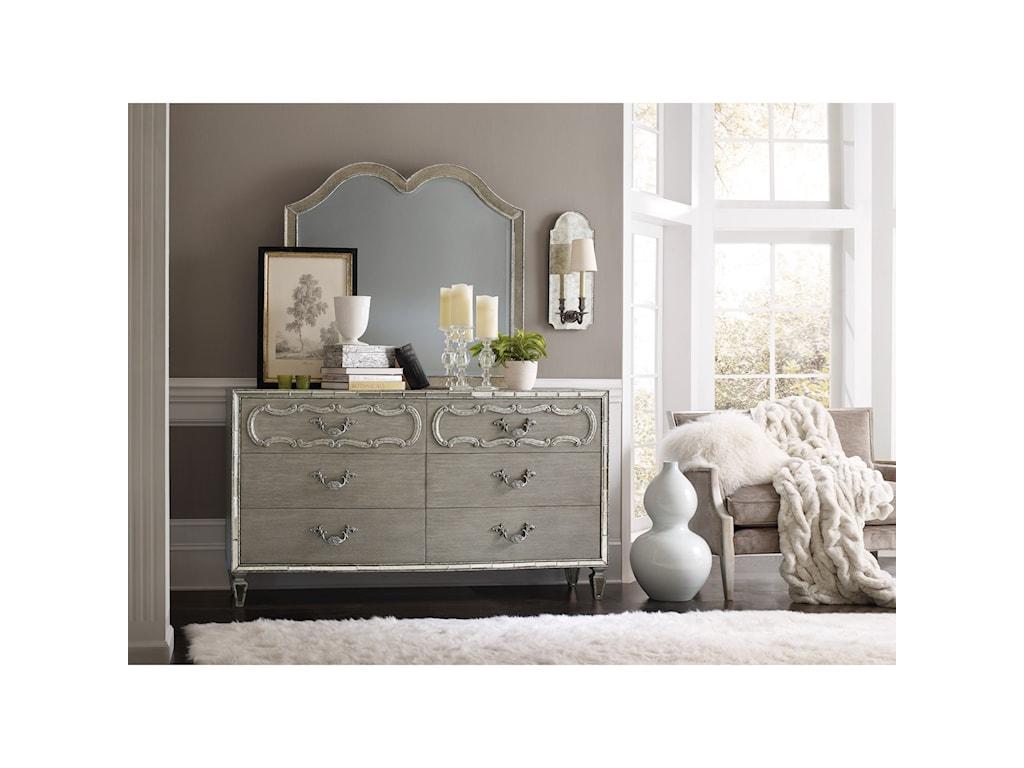 Hooker Furniture SanctuarySix-Drawer Dresser