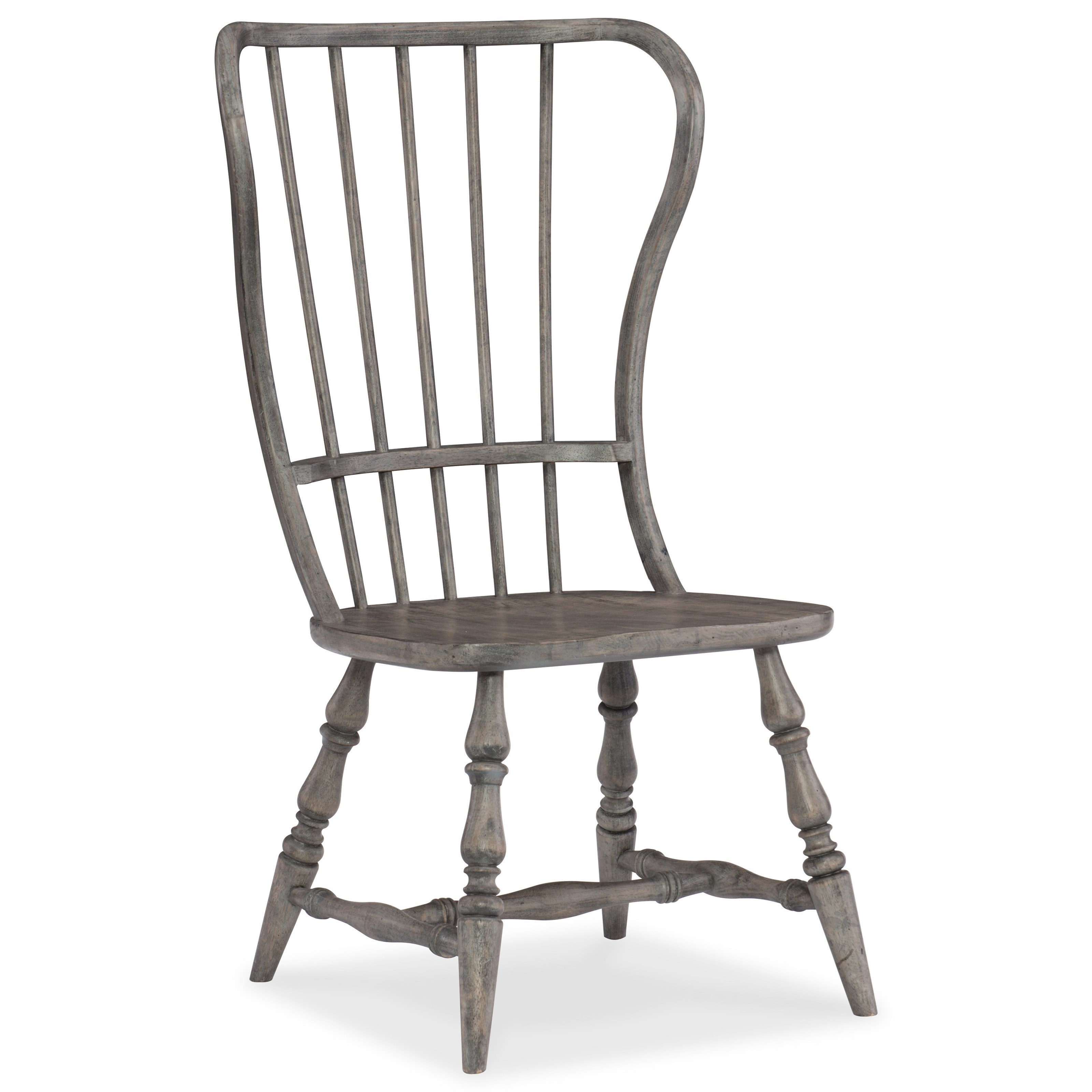 Hooker Furniture SanctuarySpindle Back Side Chair ...