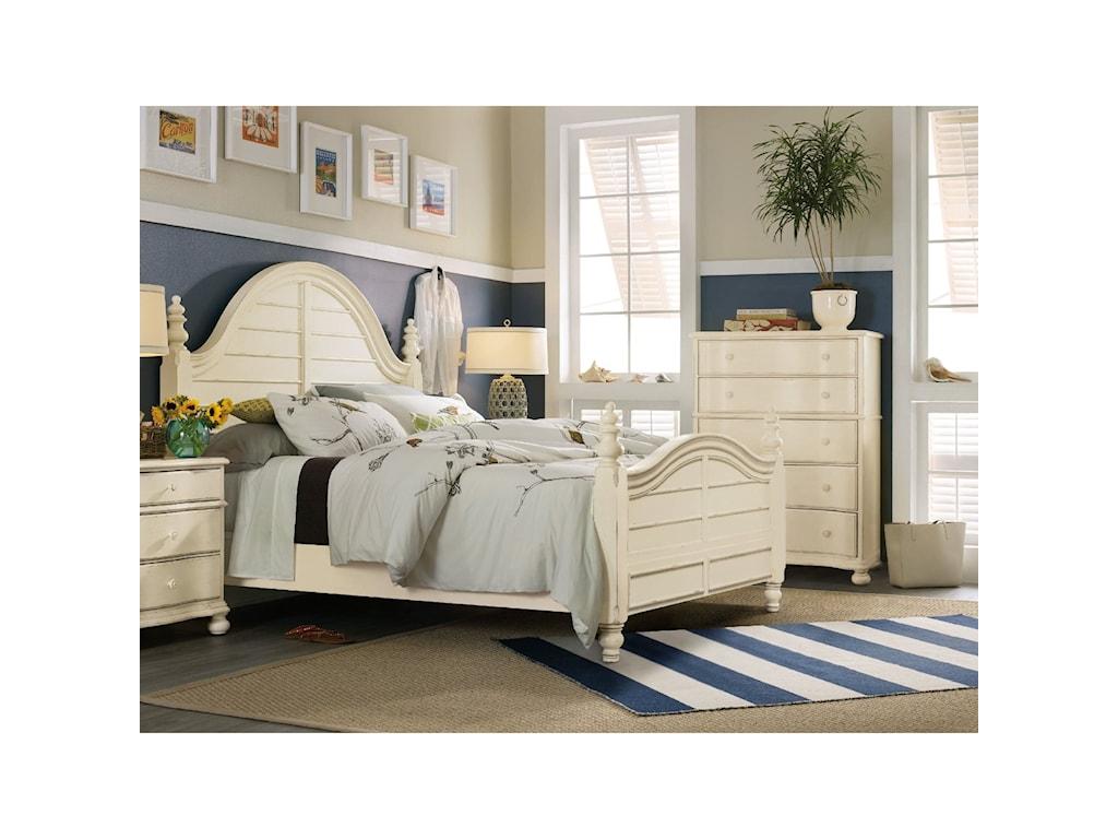 Hooker Furniture SandcastleQueen Bedroom Group