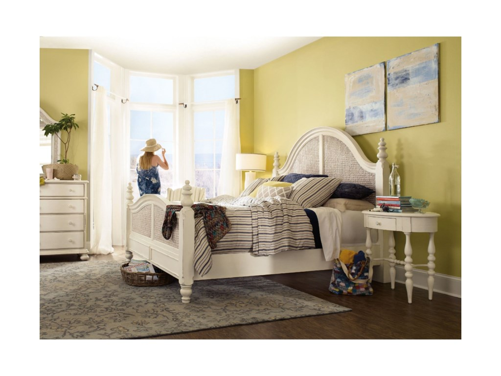 Hooker Furniture SandcastleKing Bedroom Group