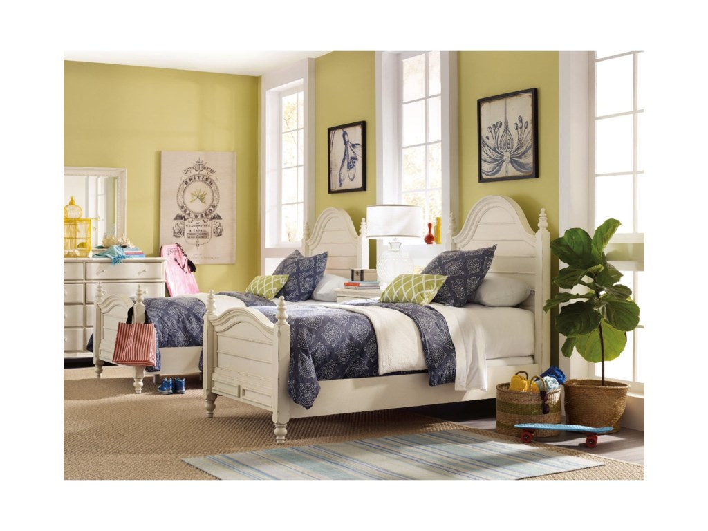 Hooker Furniture SandcastleTwin Bedroom Group