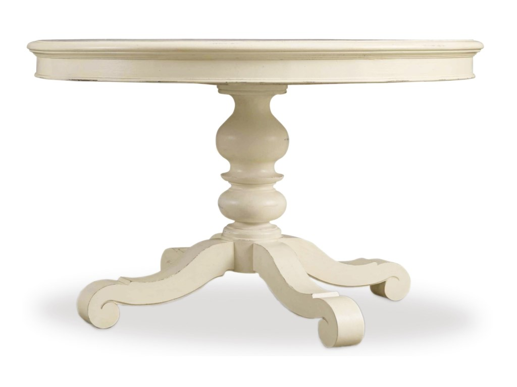 Hooker Furniture Sandcastle48in Round Dining Table