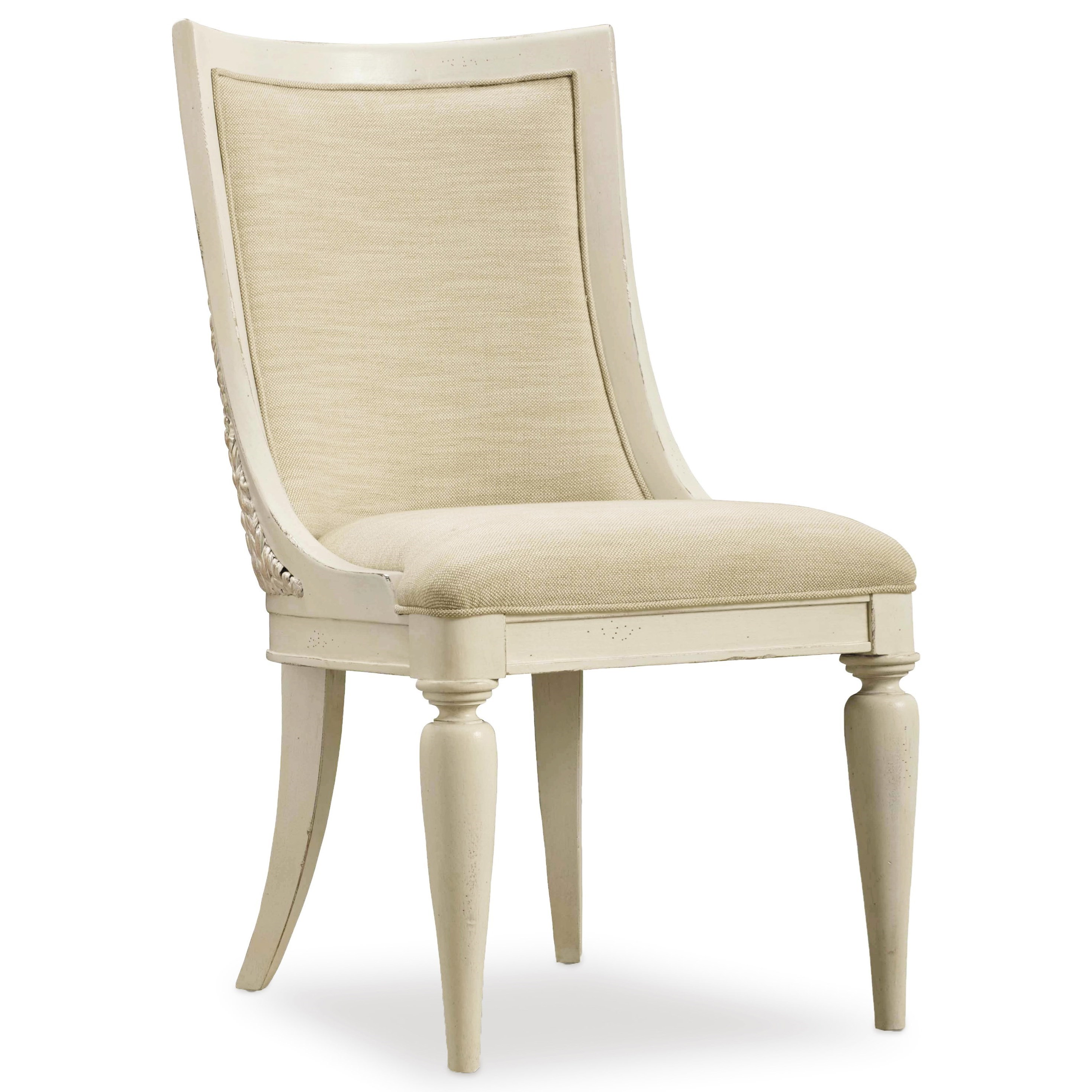 Hooker Furniture SandcastleSeagrass Slipper Chair ...