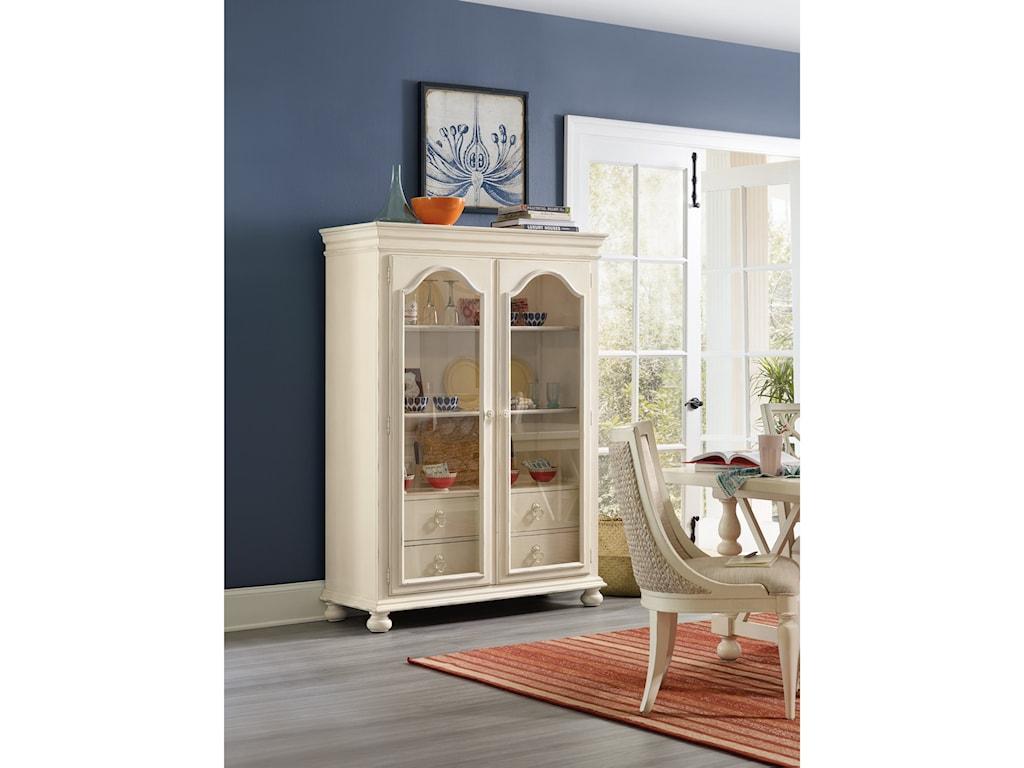 Hooker Furniture SandcastleDisplay Cabinet