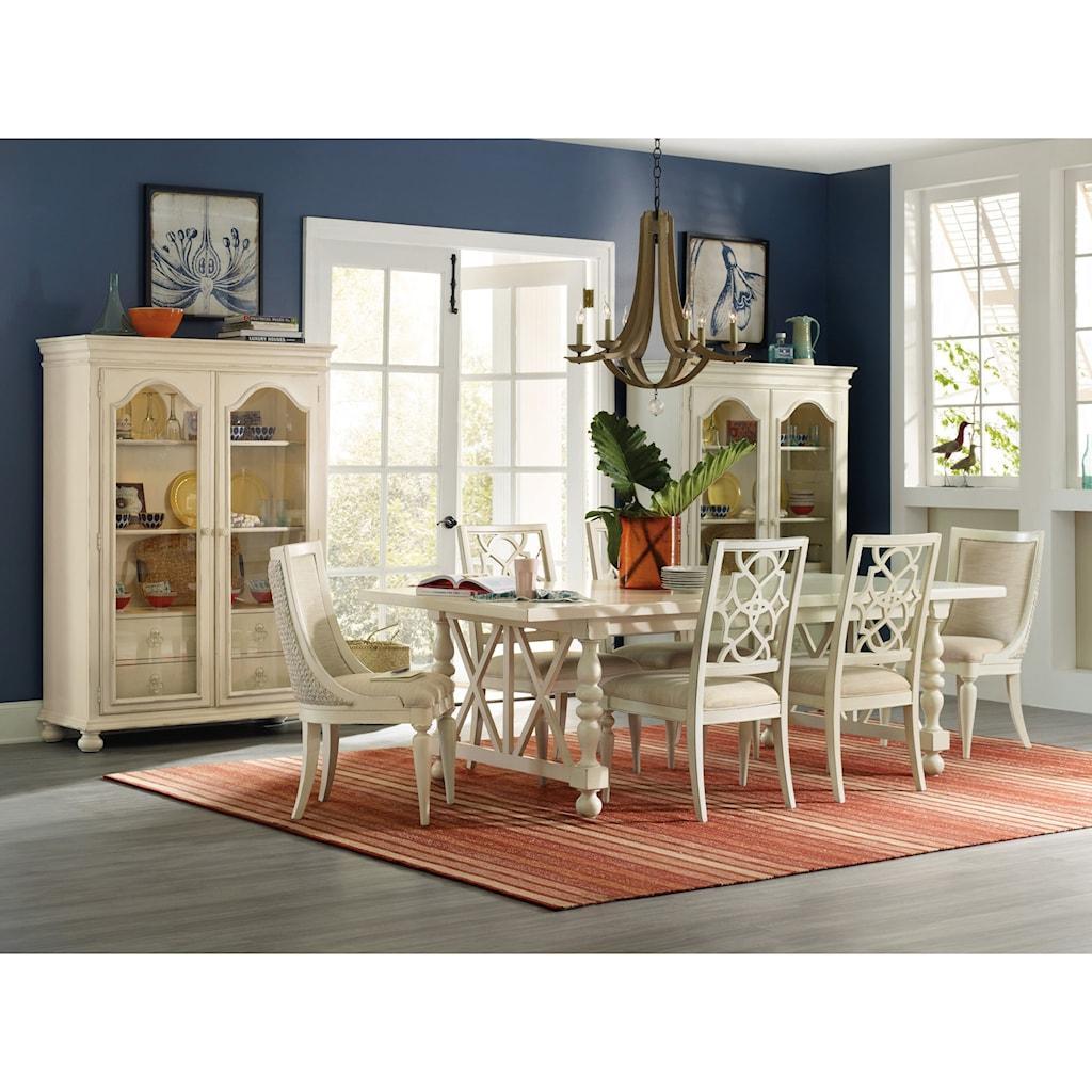 hooker furniture sandcastle display cabinet with built in lighting hooker furniture sandcastle 5900 75906 wh display cabinet with built in lighting
