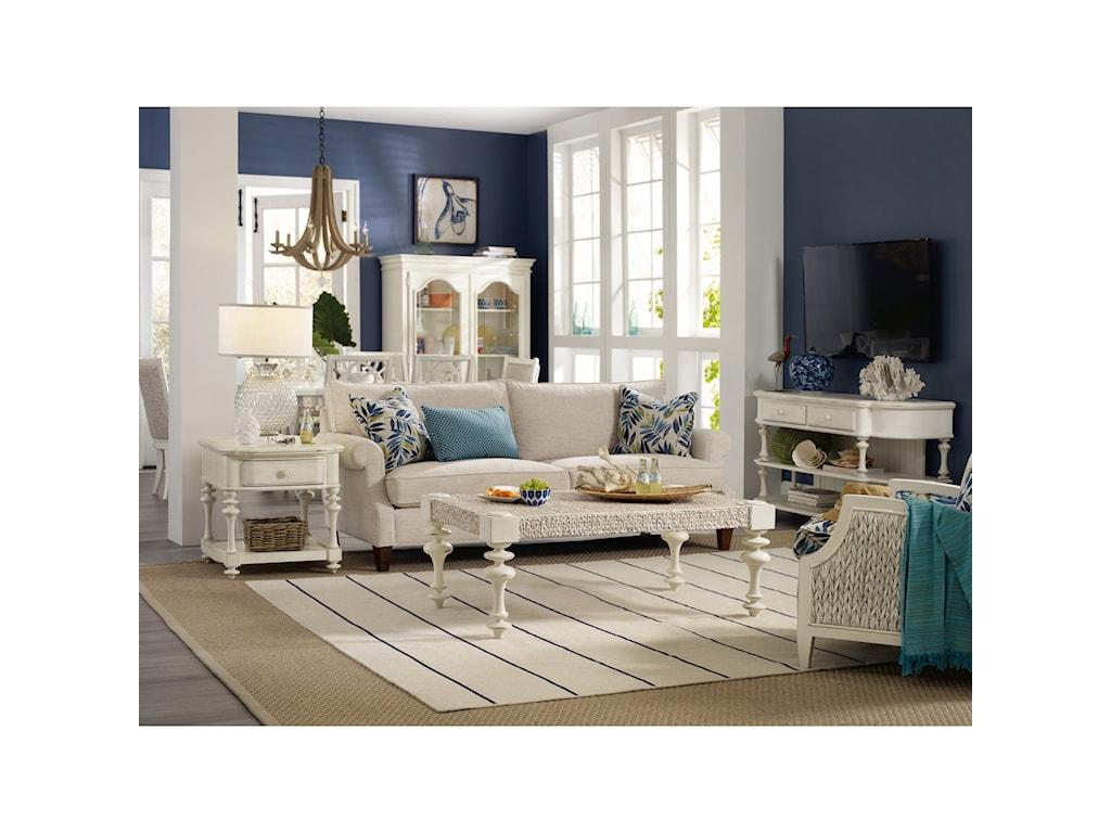 Hooker Furniture SandcastleRectangle End Table