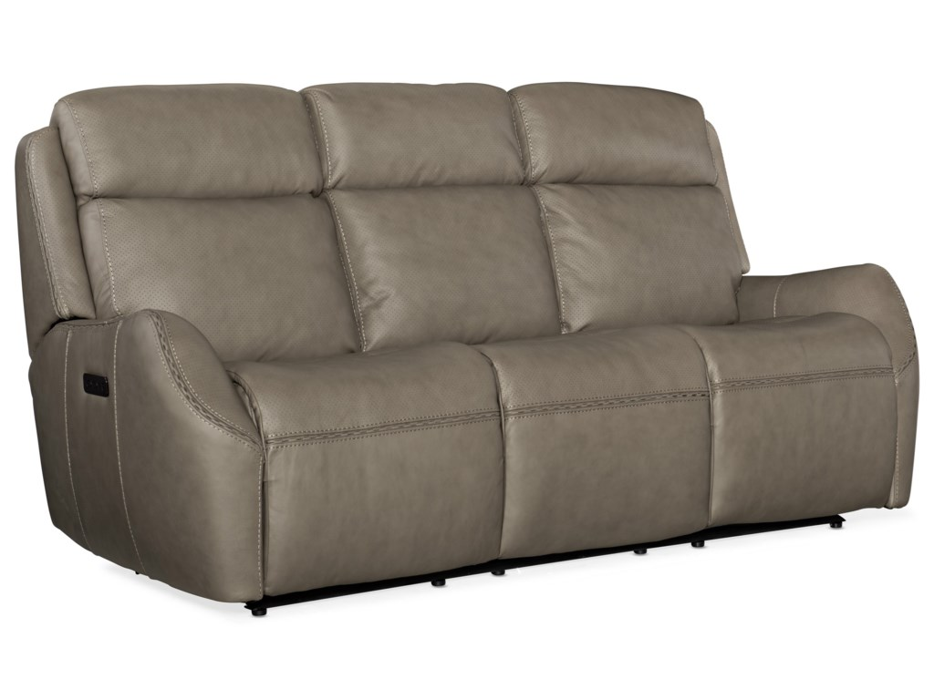 Hooker Furniture SandovolPower Reclining Sofa