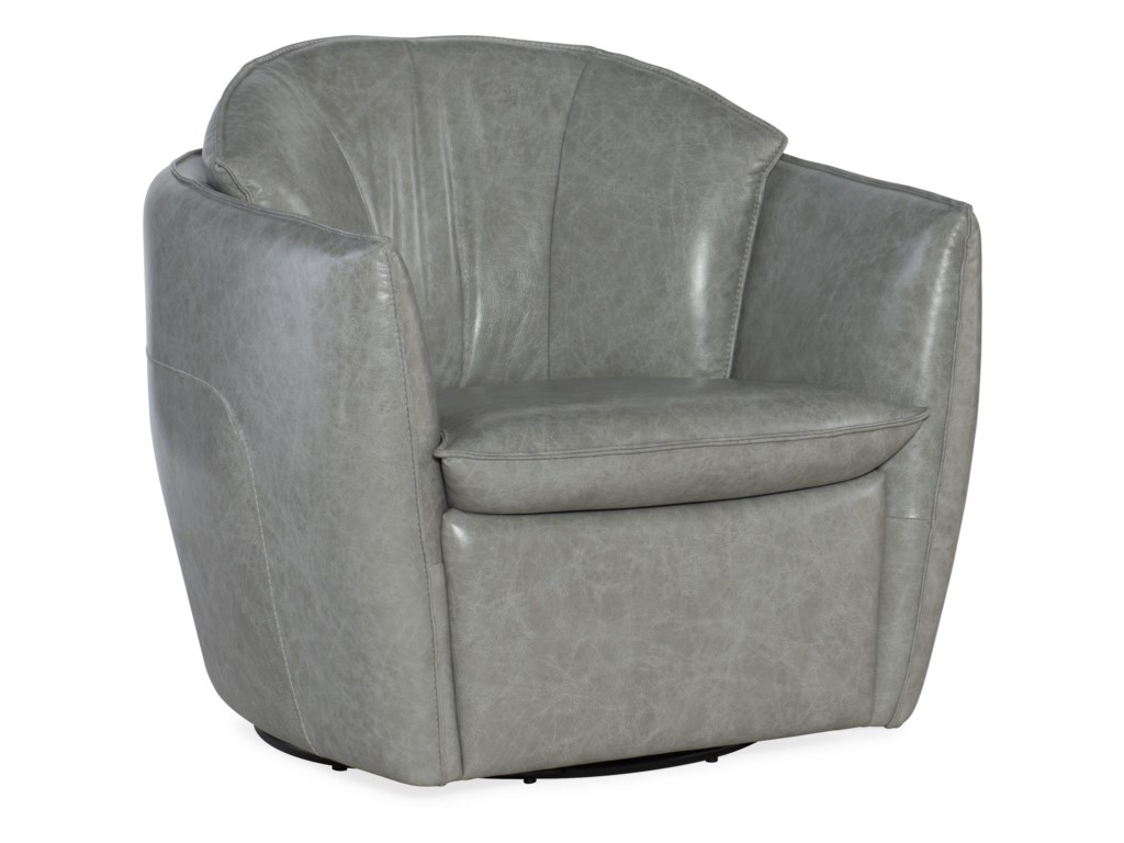 Hooker Furniture Club ChairsVogue Vintage Swivel Chair