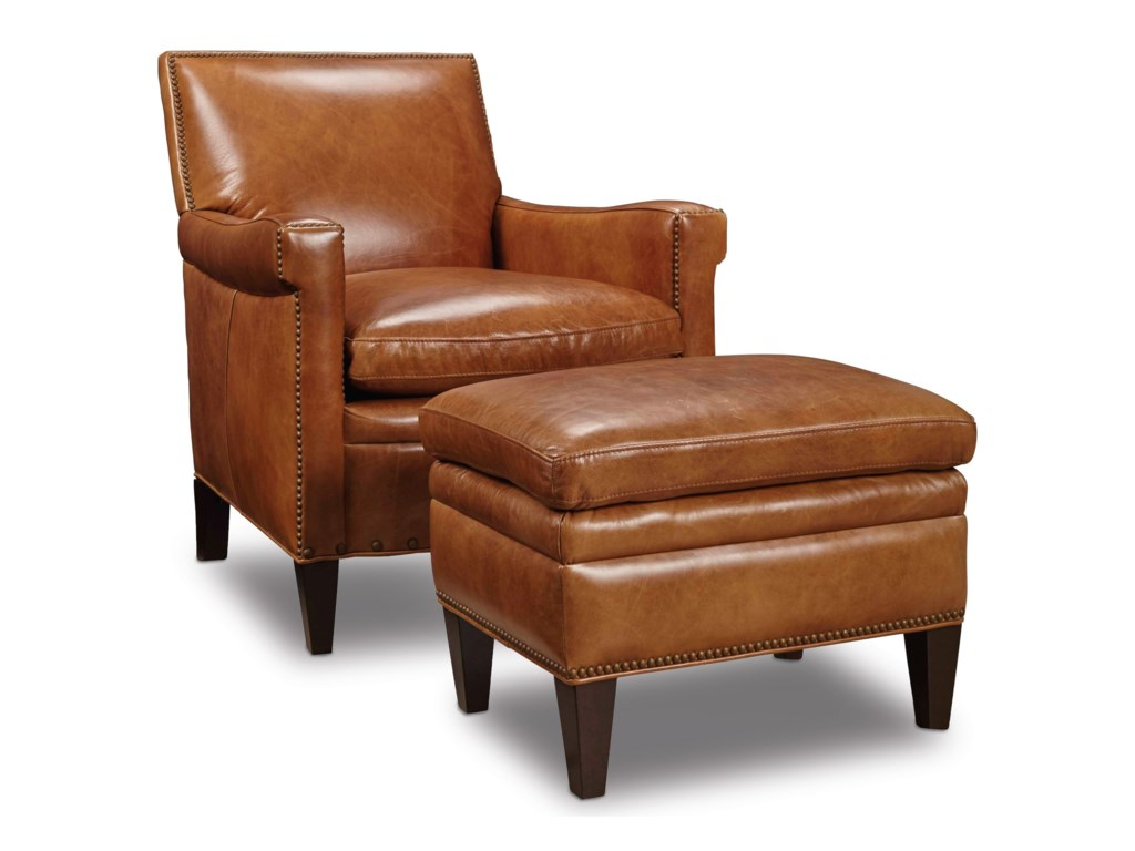 Hooker Furniture Club ChairsTraditional Club Chair