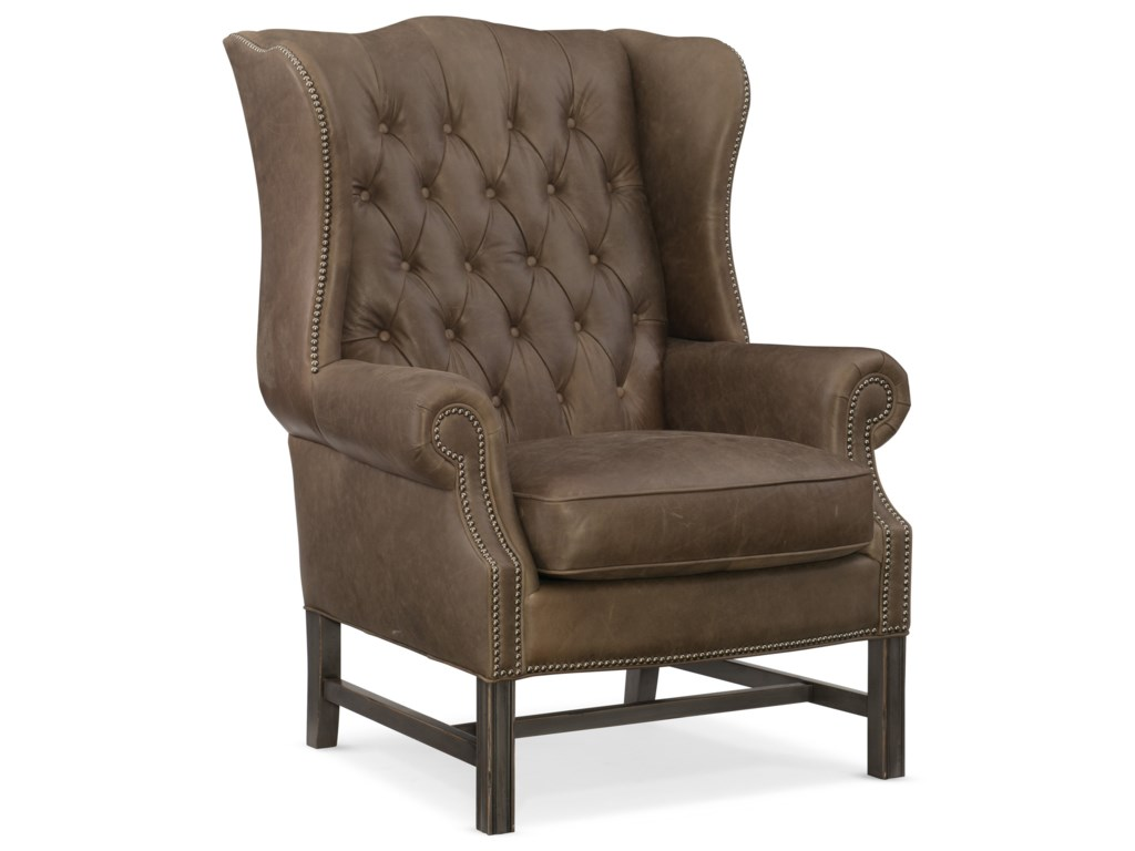 Hooker Furniture Club ChairsBailey Club Chair