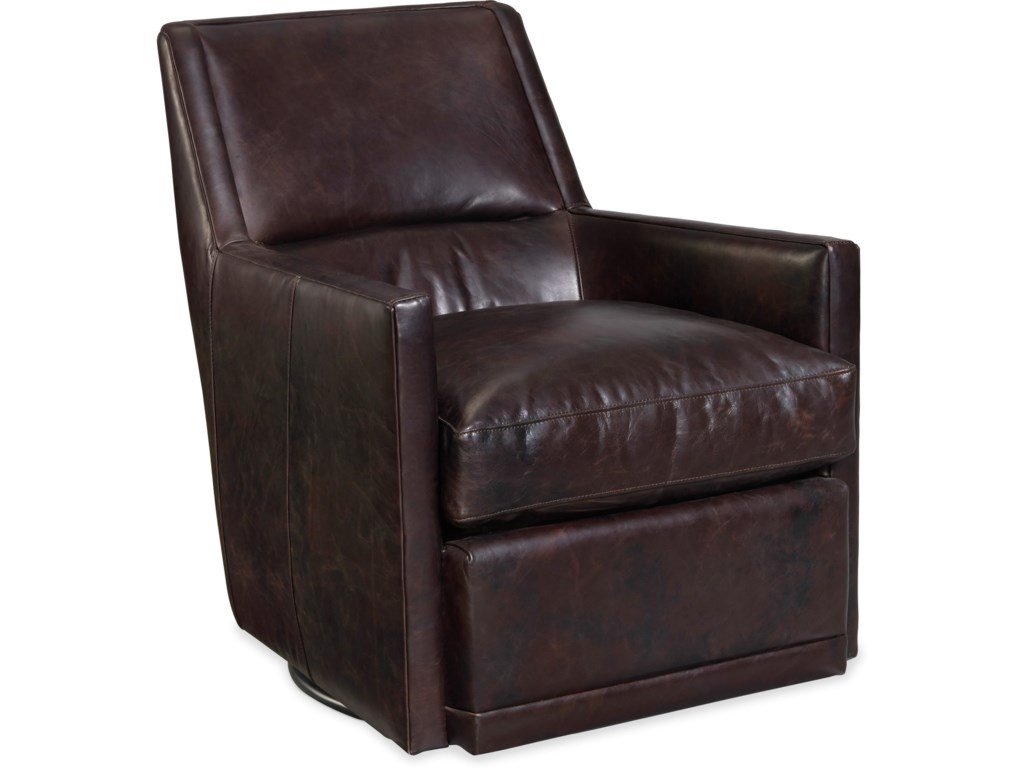 Hooker Furniture Club ChairsSydney Swivel Chair