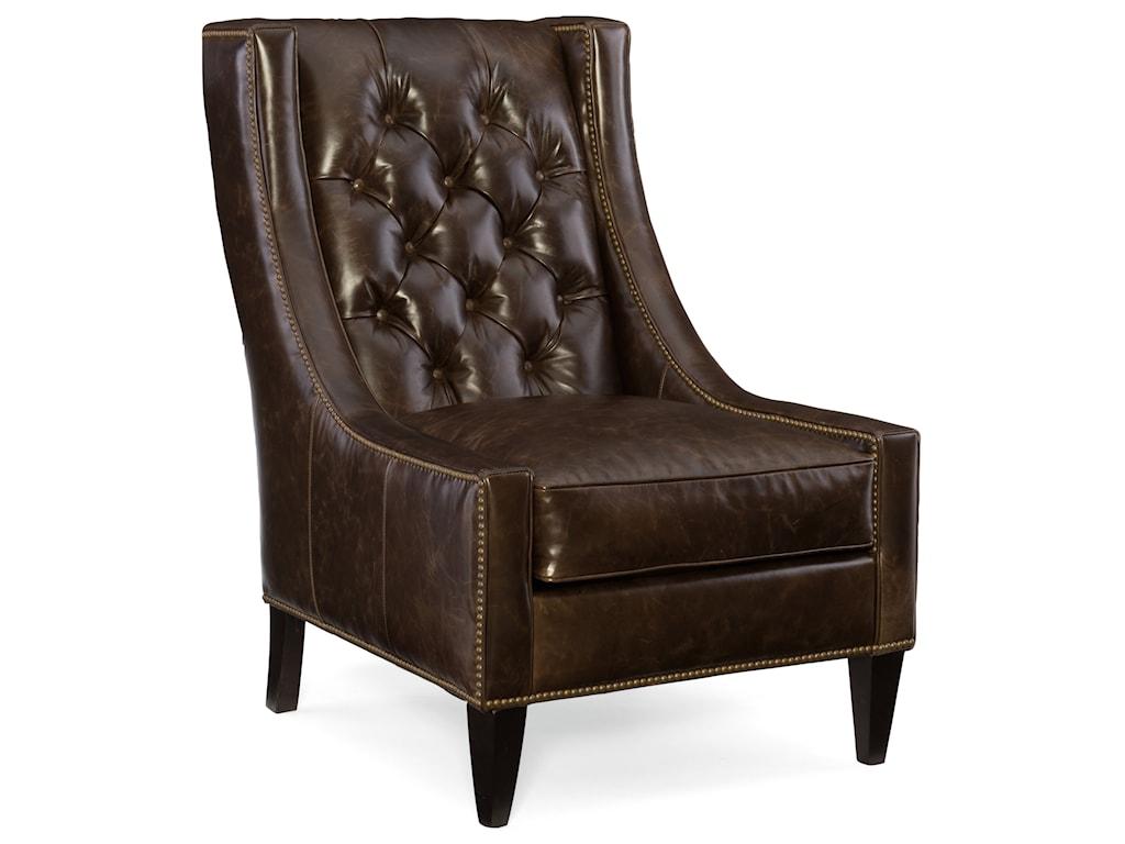 Hooker Furniture Club ChairsQuentin Club Chair