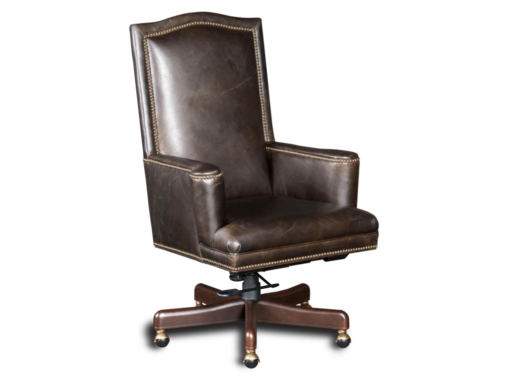 Hooker Furniture Executive SeatingCindy Executive Swivel Tilt Chair
