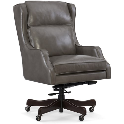 Hooker Furniture Executive Seating Drema Home Office Chair